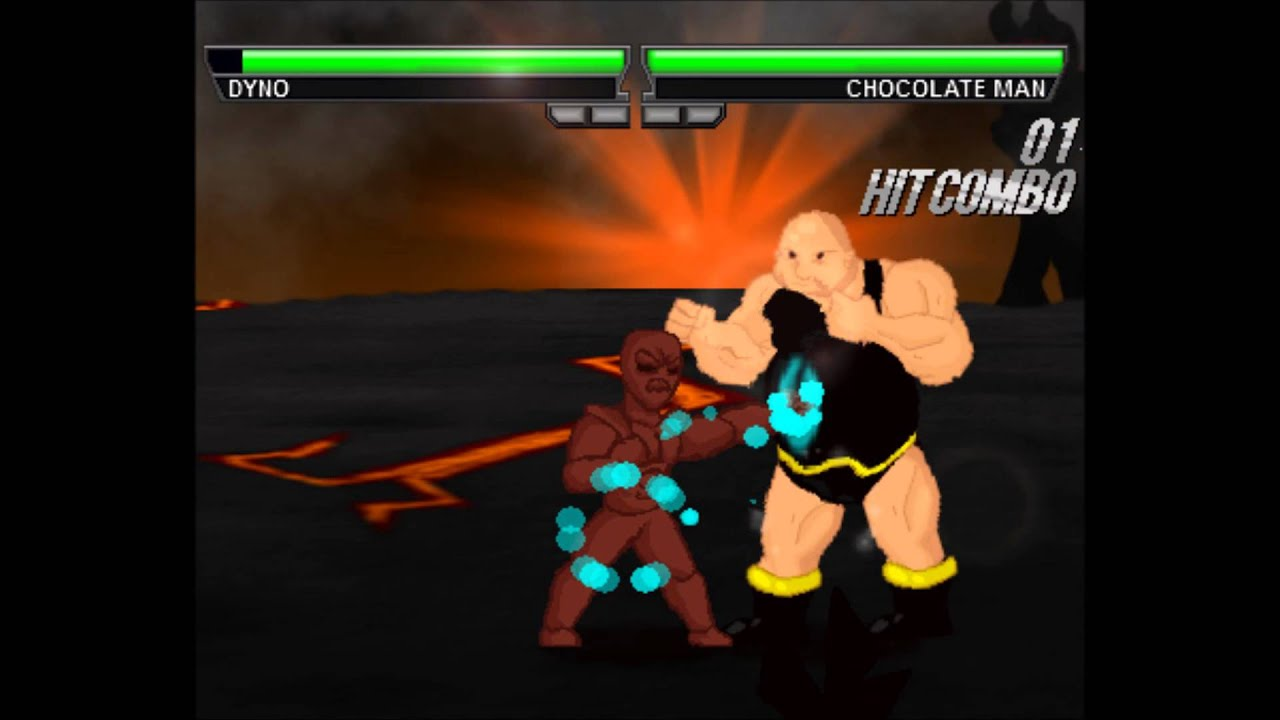 Mmf2 Fighting Game Yet Another Preview Online Edition