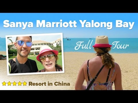 The BEST HOTEL in SANYA, China