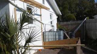 Lean To Solar Greenhouse