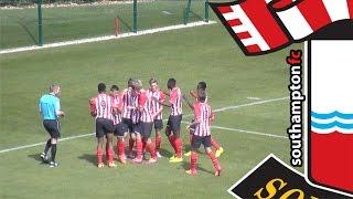 HIGHLIGHTS: Southampton U18s 1-1 Tottenham Hotspur U18s