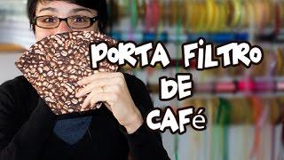 Passo a Passo – Porta Filtro de Café sem Viés – Paninhos e Afins – Lê Rey