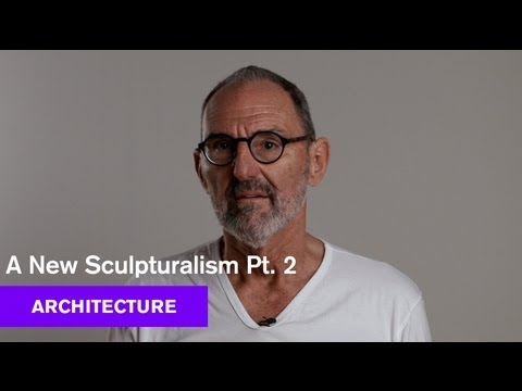 A New Sculpturalism: Contemporary Architecture from Southern California Pt. 2 - MOCA tv