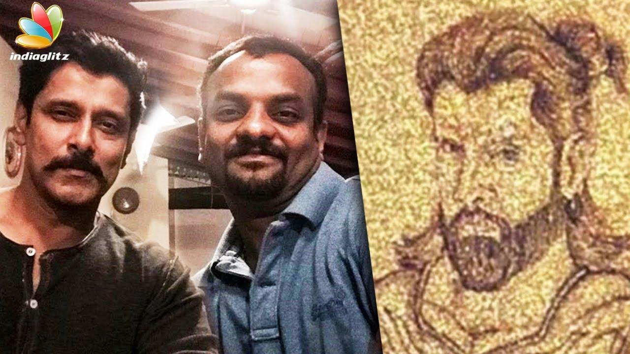 കർണ്ണയിലെ വിക്രമിന്റെ ലുക്ക് പുറത്ത്   Vikram confirms doing 'Mahavir Karna   Latest News