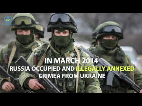 Three years later, Crimea abandoned by both Ukraine and Russia