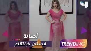 تفاصيل عرض أزياء نيكولا جبران.. وأصالة توضح حقيقة فستان الإنتقام