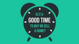 Is It a Good Time to Buy or Sell a Home