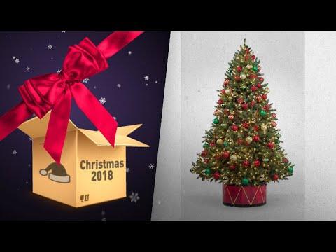Top 10 Christmas Collar Tree Skirts / Countdown To Christmas 2018! | Christmas 2018 Guide
