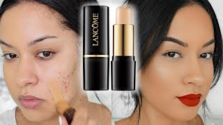 Ultra Longwear?! Lancome Teint Idole Foundation Stick Review + Demo