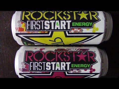 Rockstar REVIEW First Start