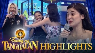 Tawag ng Tanghalan: Vice Ganda corrects Anne's wrong superstition