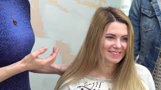 Уход и лечение волос и кожи головы профессиональными препаратами косметика Nouvelle Италия