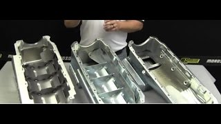 Big Block Chevy Oil Pans Moroso Overview Tutorial Chevrolet GM