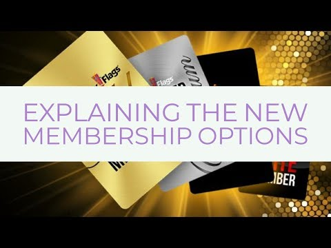 Explaining the New Six Flags Membership Options & How to Switch/Upgrade
