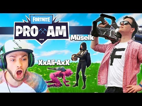 I *KILLED* Ali-A In $3,000,000 FORTNITE TOURNAMENT!