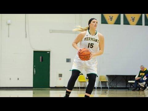 Women's Basketball: Vermont vs. New Hampshire (1/18/18)
