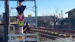 西武新宿線 鉄道動画