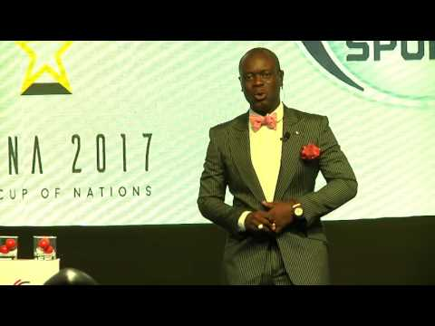 WAFU 2017 Cup of Nations full Draw - GHANA 2017