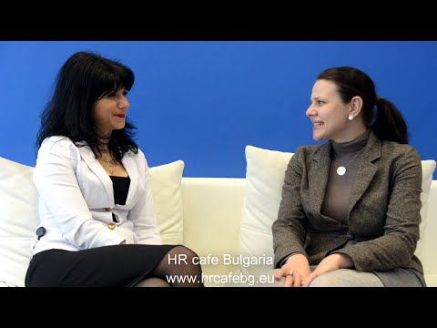 HR cafe Bulgaria meets Telus International Europe - HR of the Month, April 2015
