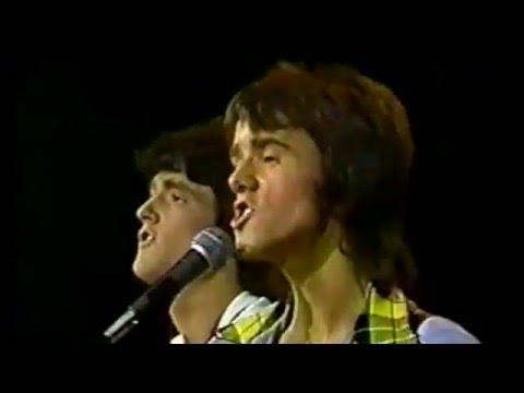 Rockn' Roller / Bay City Rollers - Midnight Special 1976