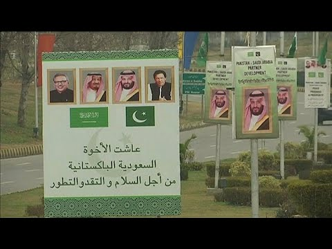 باكستان تغلق مجالها الجوي وتشدد الإجراءات الأمنية  بالتزامن مع زيارة ولي العهد السعودي…  - نشر قبل 49 دقيقة