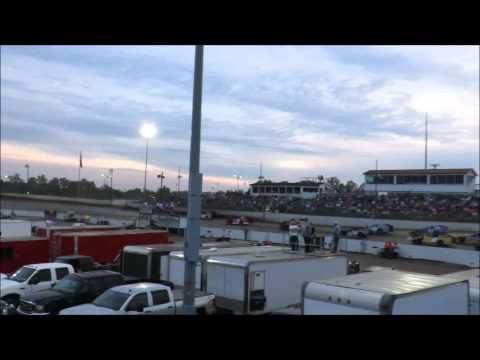 I 55 Raceway 5 23 2015 A Mod Heat Race Dave Armstrong #34