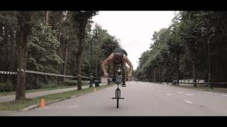 WORLDS LONGEST BMX NOSE MANUAL 2015 - DAVIS DUDELIS