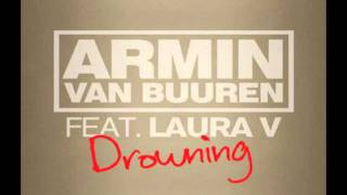 Download Armin van Buuren ft. LAURA V - Drowning (Avicii Remix) MP3 song and Music Video