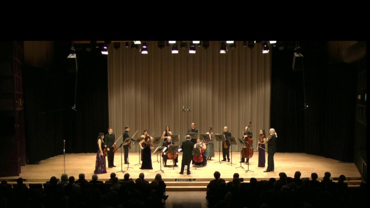 Peteris Vasks violin Concerto 'Distant Light' Andréa Tyniec, violin, Sinfonia Toronto