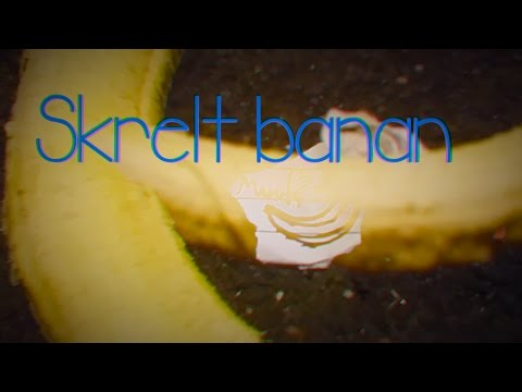 Magnus Aaby - Skrelt Banan [lyric video]