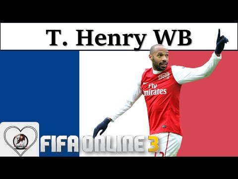 I Love FO3 | Thierry Henry WB Review Fifa Online 3 New Engine 2016: Henry Của Mùa World Best