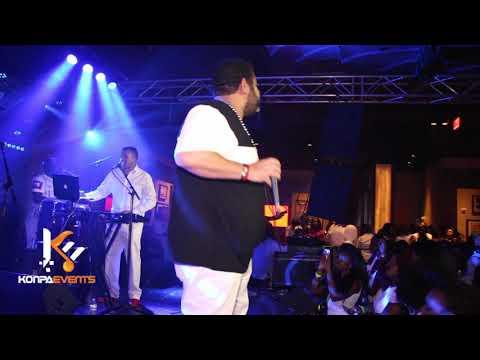 Carimi -  Nostalgie Live [ Konpa in Vegas...