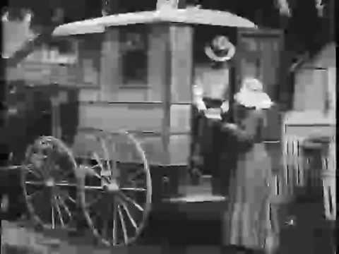 Post Man Delivering Mail, U.S. Post Office