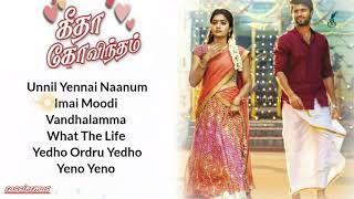 Geetha Govindam Full Songs In Tamil | JukeBox | Telugu Super Hit song | Love Songs | eascinemas