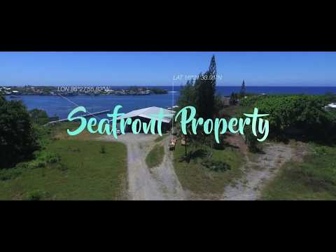 Seafront Property