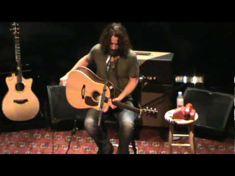 Chris Cornell - Burden In My Hand & I Am the Highway