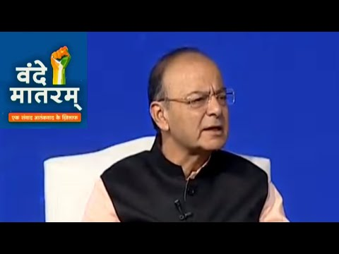 After Independence Pak never considered Kashmir as a part of India, says Arun Jaitley