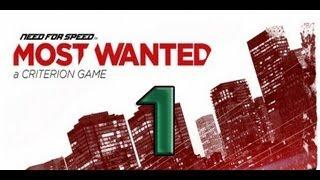 Прохождение Need For Speed Most Wanted (2012) часть 1