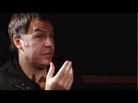 Paul Morley talks to Steve Brookstein