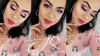 Maquillaje San Valentín 💑 |probando Paleta Revolution #theemilyedit |makeup Dobl