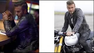 Toko Jaket Kulit David Beckham Di Surakarta WA 085211452294 Mau Order Jaket Kulit Asli Hubungi Kami