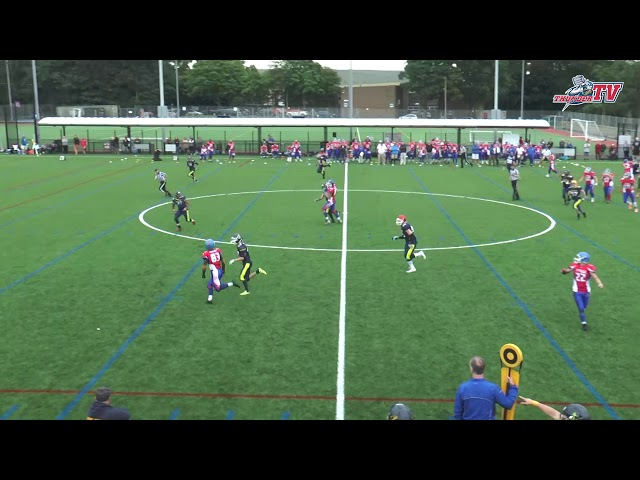 2019 - Sussex Thunder Portsmouth Dreadnoughts - Highlights