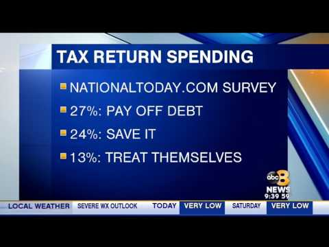 National Tax Day Hit #2