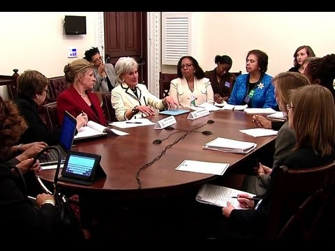 Forum on Women and the Economy: Health Care Breakout Session