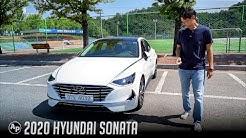 Hyundai Sonata 2020 - 8th generation Sonata from Hyundai, Is it good enough for you?
