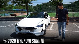 Hyundai Sonata 2020 - 8th generation Sonata from Hyundai, Is it good enough for you?