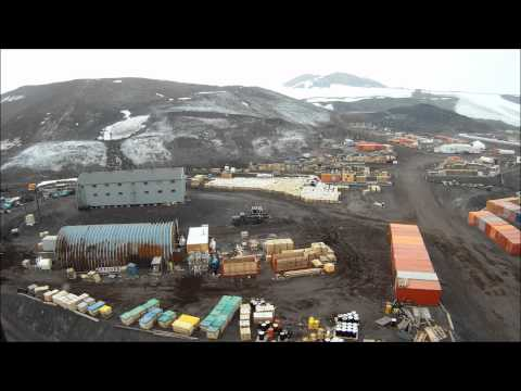 360 Video of McMurdo Station, Antarctica