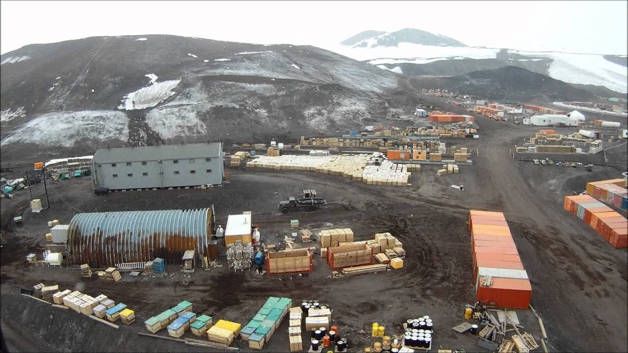 mcmurdo station latino personals Neutron monitor observations of cosmic rays from jang bogo and mcmurdo station: nuclide dating in mcmurdo 2015-2016 science planning summaries.