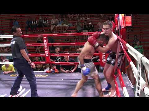 Armando (Tiger Muay Thai) vs Rapon (Kiatkamlaiyok) 15/8/17