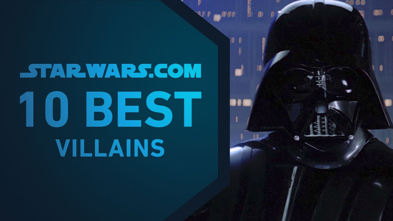 Best Star Wars Villains