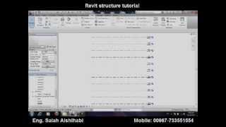 Revit structure tutorial - 6